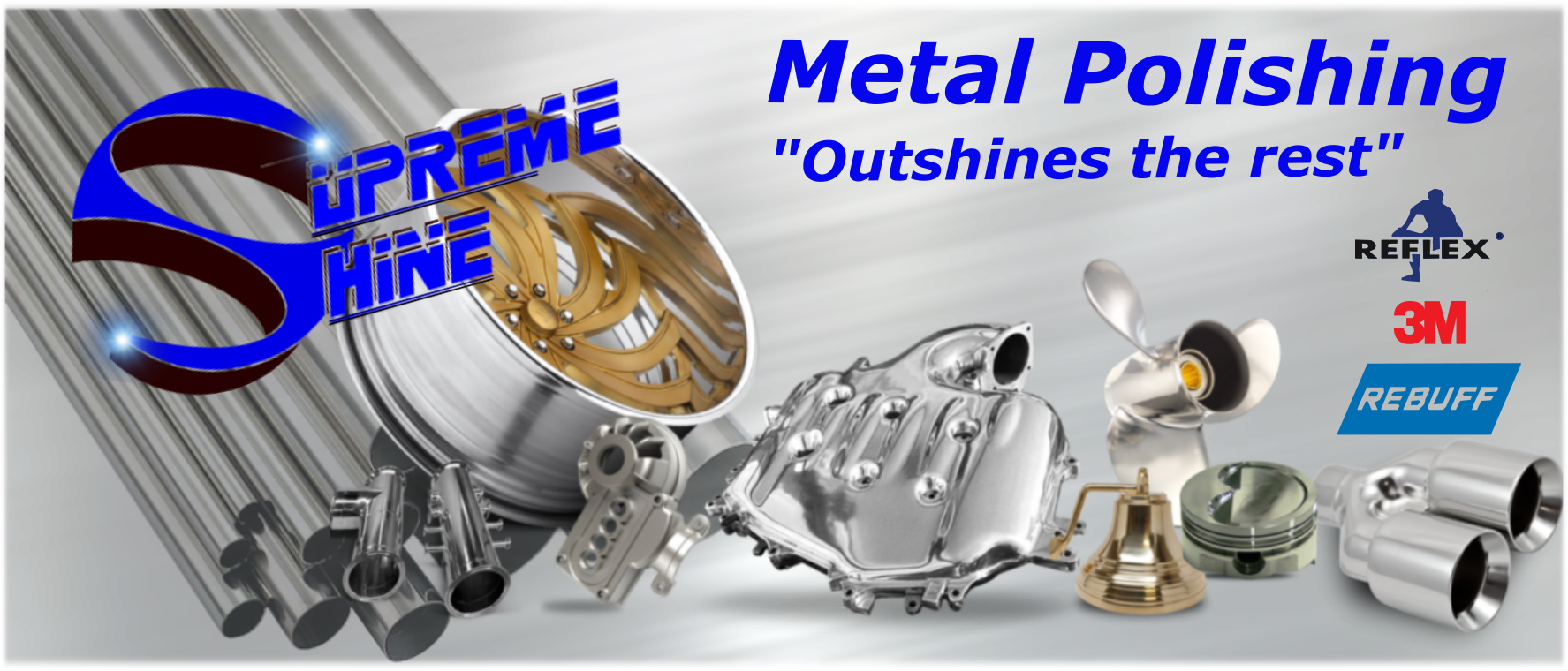 Metal Polishing Services Western Cape